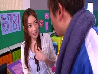 1-性感老师的诱惑课 前田香织