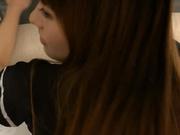 撩妹大神D哥约会高颜值气质美女模特背着老公出来偷情制服学生装边搞边与老公通电话口爆吐精对白淫荡刺激1080P原