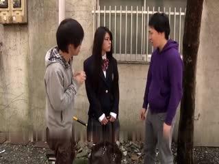 1-与纯情强奸青梅竹马的再会 痴汉暴虐强奸