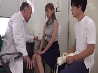 1-在医院被医者老人的脸舔中出变态病历 绀野光