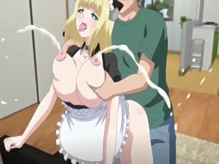 到山村的女仆乳味逼人