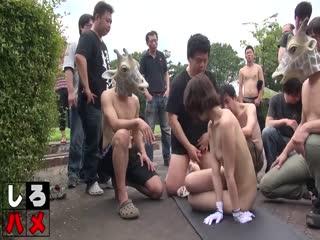 中国人留学生拍AV 白天直接户外群P
